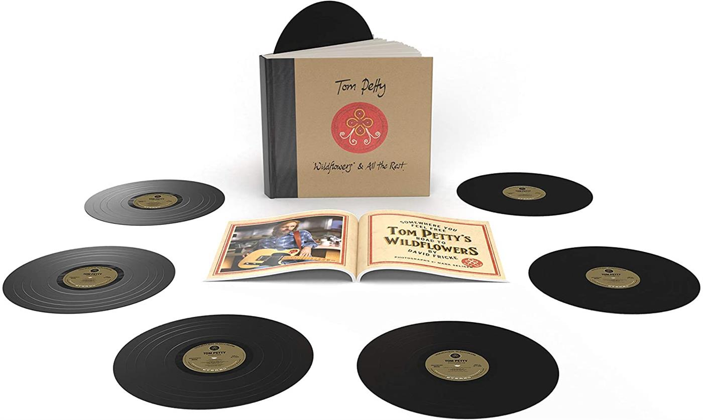 093624892991 Warner Records  Tom Petty Wildflowers & And All The Rest DLX (7LP)